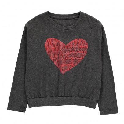 MAAN Camiseta Corazón Bay-listing