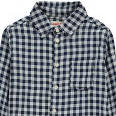 MAAN Small Check Cheers Shirt-listing