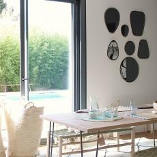 Smallable Home Specchio Rotondo in Argentone -listing