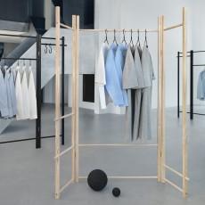 Nomess Copenhagen Kleiderständer Paravent 360°-listing