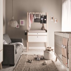 VOX Spot Chest of Drawers with Baby Changing Station-listing