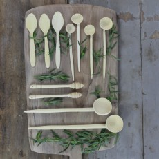 Smallable Home Lemon wood spoon-listing