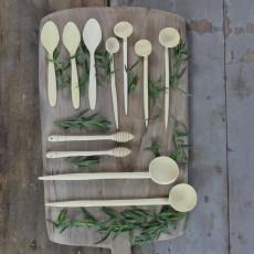 Smallable Home Lemon wood salad spoon-listing