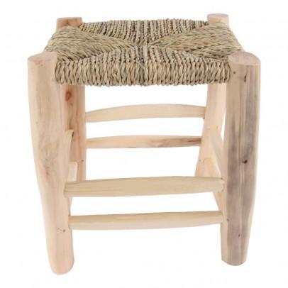 Smallable Home Taburete de madera -listing