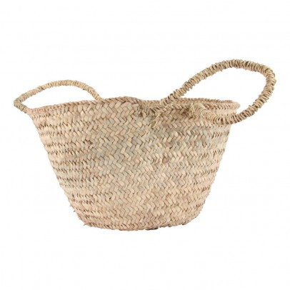 Smallable Home Basket with Long Handles-listing