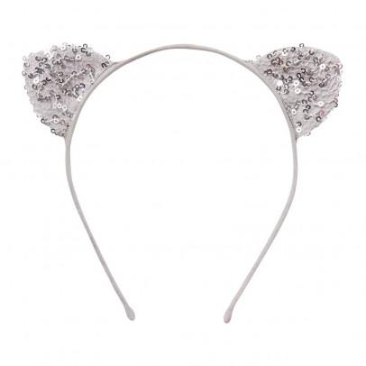 Wild&Gorgeous Serre-Tête Oreilles Chat Sequins Meow-listing