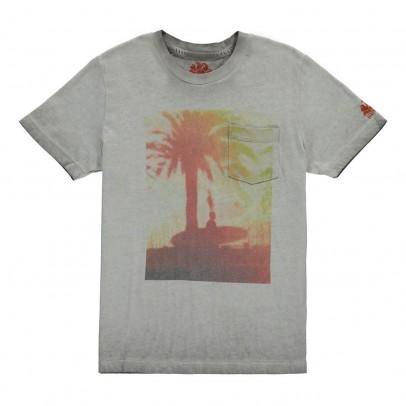 Sundek T-Shirt Photo Print Surfer Arvid-listing