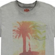 Sundek Photo Print Surfer Arvid T-Shirt-listing