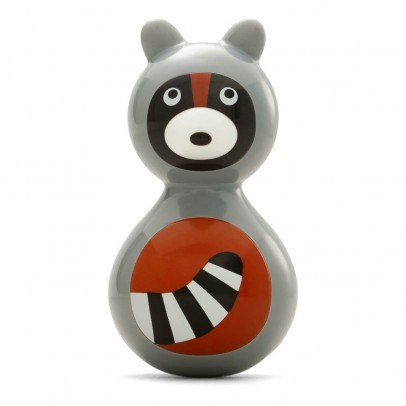 Kid O Racoon Roly Poly Toy-listing