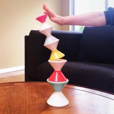 Kid O Jeu de construction avec cônes empilables-listing