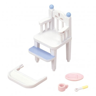Sylvanian Baby high chair-listing