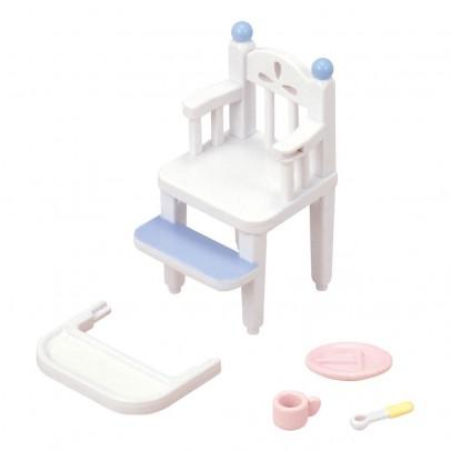Sylvanian Chaise haute pour bébé-listing