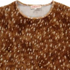 ANNE KURRIS Velour Bambi Topi T-Shirt-listing