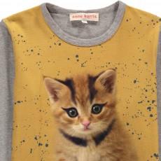 ANNE KURRIS Kitten Lola T-Shirt-listing