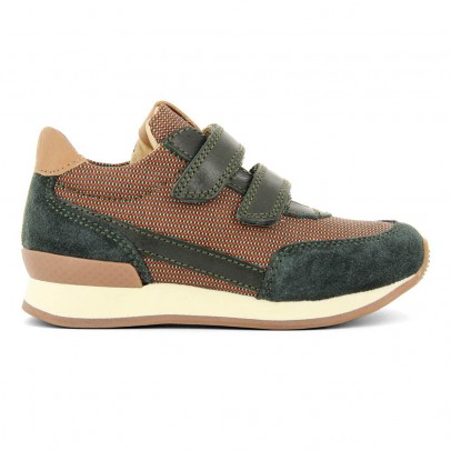 10 IS Suede Velcro Ten Jog Trainers-listing