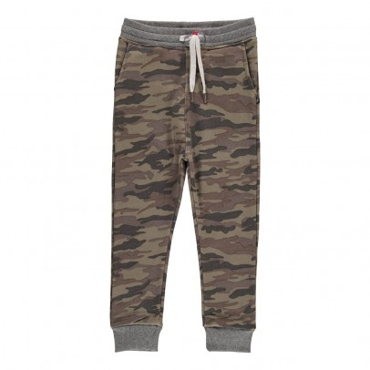 Sweet Pants Loose Camouflage Sweatpants-listing