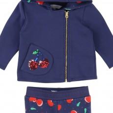 Little Marc Jacobs Sweat   Pantalon Cerises-listing