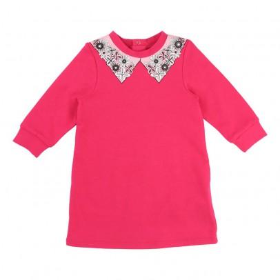 Little Marc Jacobs Optical Illusion Sweat Dress-listing