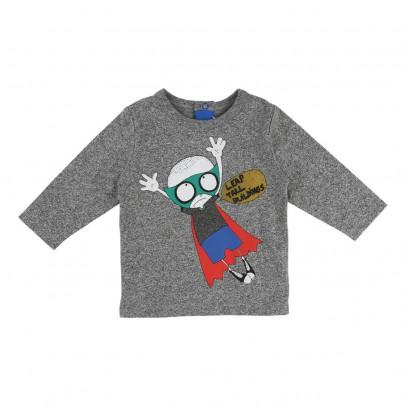 Little Marc Jacobs Baby Boy Mr Marc Hockey Player T-Shirt-listing