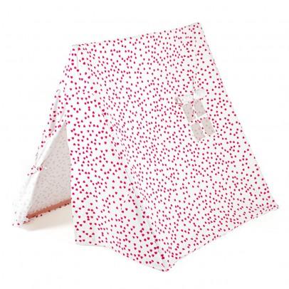 Deuz Tente en coton bio - Cœurs-listing