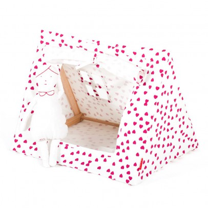 Deuz Mini-tente Cœurs-listing