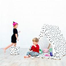 Deuz Black Dots Tent-listing