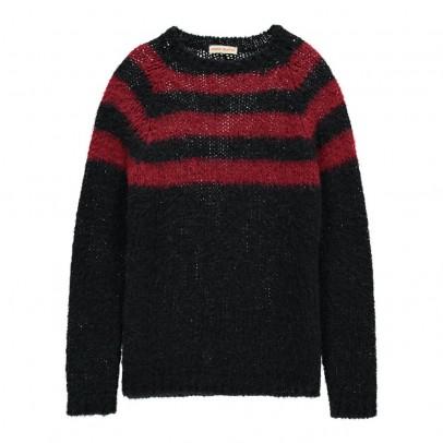 ANNE KURRIS Striped Pullover-listing