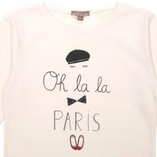 """Emile et Ida T-Shirt """"Oh La La Paris""""-listing"""