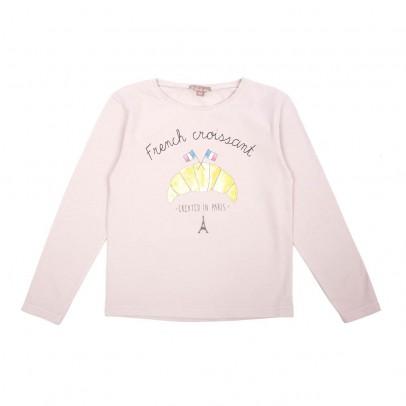 Emile et Ida French Croissant T-Shirt-listing