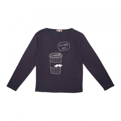 Emile et Ida Coffee T-Shirt-listing
