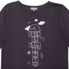 Emile et Ida Hopscotch T-Shirt-listing
