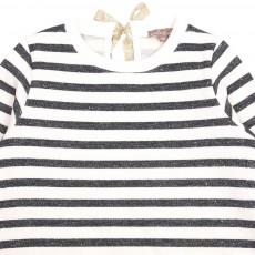Emile et Ida Sailor Sweatshirt with Bow on Back-listing