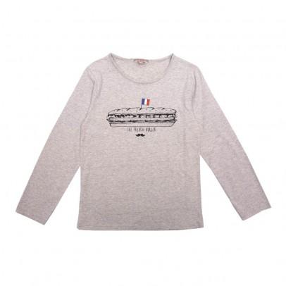 Emile et Ida French Burger T-Shirt-listing