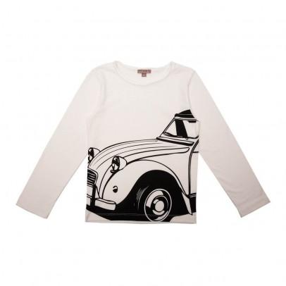 Emile et Ida T-Shirt 2CV-listing