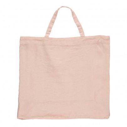 Linge Particulier Shopper Grande in Lino Lavato-listing