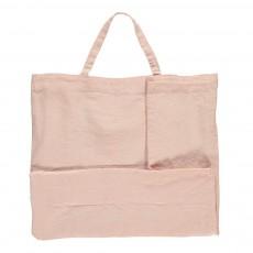 Linge Particulier Giant Washed Linen Tote Bag-listing