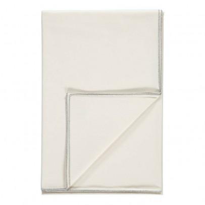 Smallable Home Mantel en algodón - lurex plata-listing