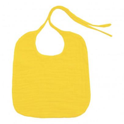 Numero 74 Rundes Lätzchen sonnenblumengelb-product
