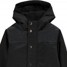 Zef Piumino bicolore con pelliccia Jack-listing