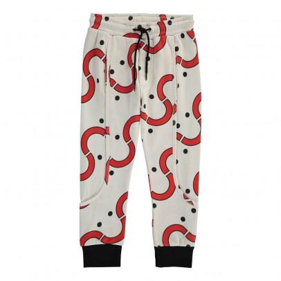 Kidscase Antoine Peters BB Organic Cotton Waves Alf Sweatpants-listing