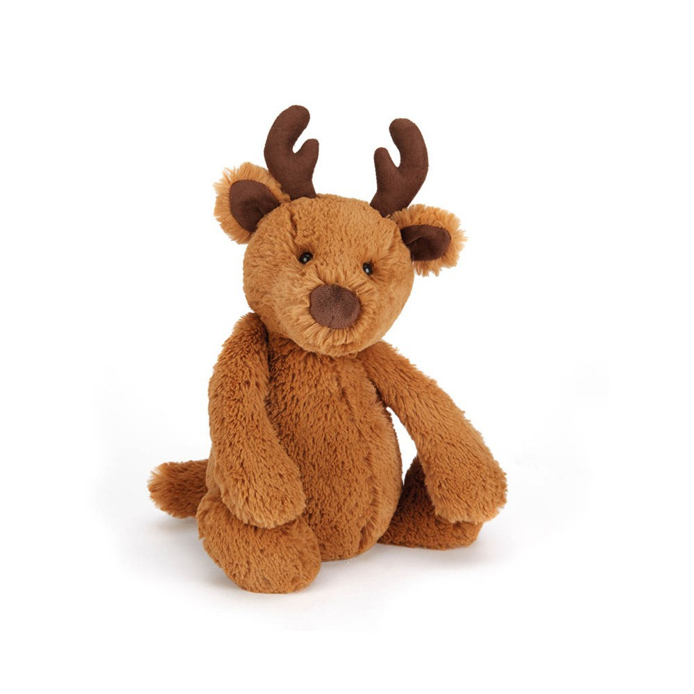 Bashful Reindeer Soft Toy-product