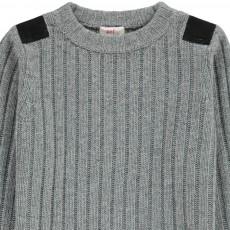 Zef maglione in cachemire a coste Win-listing