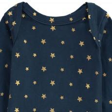 Zef T-Shirt stelle Mariu Neonato-listing