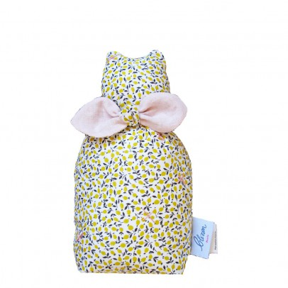 Blossom Paris Peluche Grande Alphonse - Liberty lemon-listing