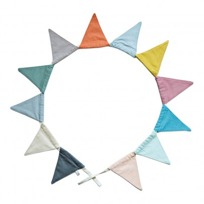 Fabelab Multicoloured Garland-product