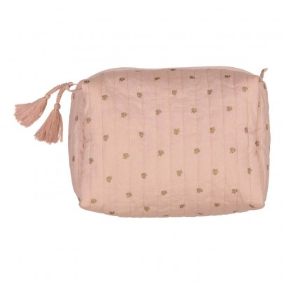 Louis Louise Trousse de toilette 23 cm fleurie rose/or-listing