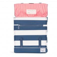 Herschel Striped Survey Kids School Bag-listing