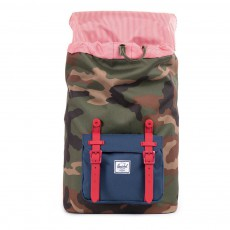 Herschel Camouflage Mid Volume Little America Backpack-product