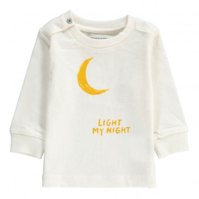 Imps & Elfs Organic Cotton Moon T-Shirt-listing