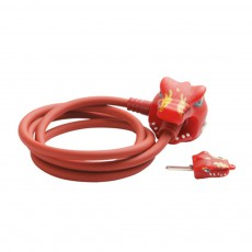 product-Crazy Safety Chinese Dragon Bike Lock
